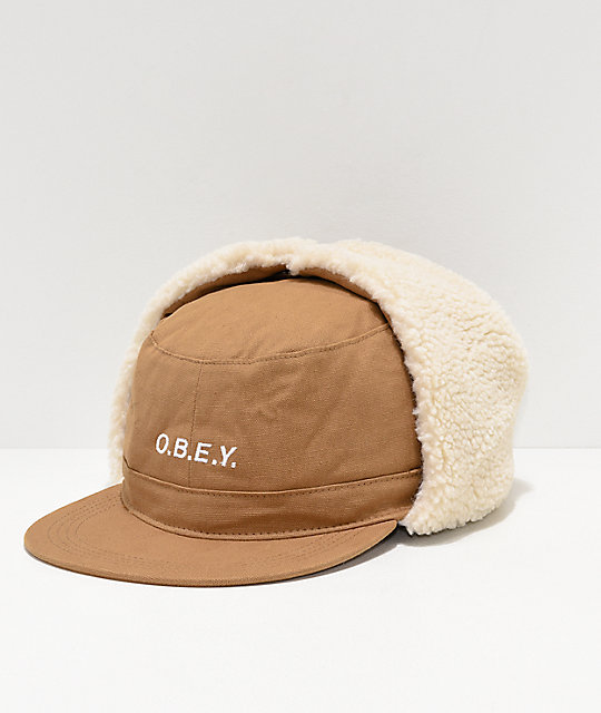 cc6d4339a05 Obey Albany Bone Tracker Hat