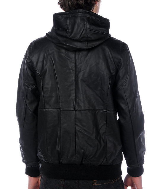 Obey Bounty Black Jacket