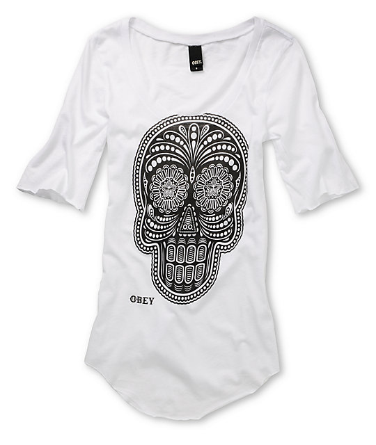 Obey Day of the Dead Dance T-Shirt