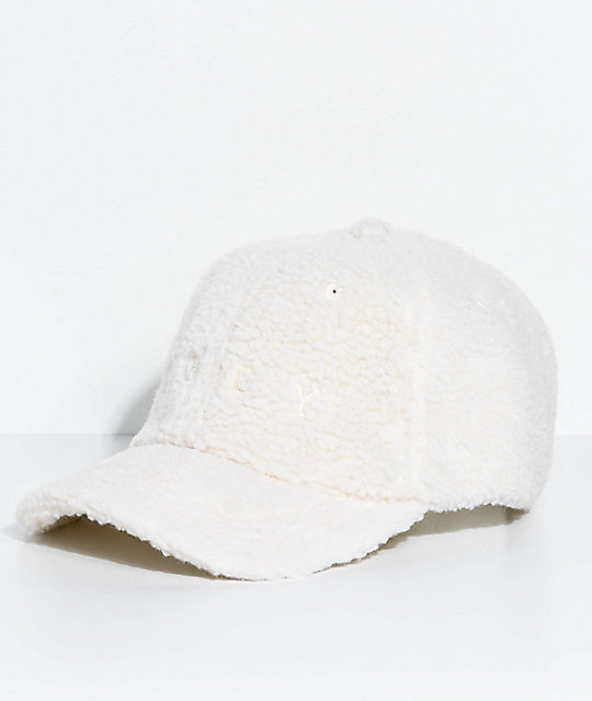 Obey Dolores Sherpa Strapback Hat