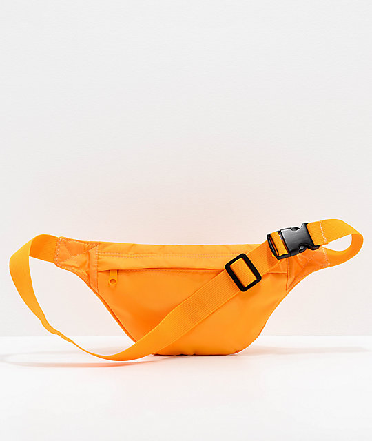 Obey Drop Out Mustard Yellow Fanny Pack