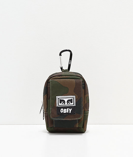 Obey Drop Out llavero de camuflaje