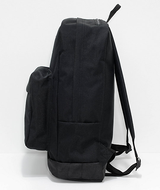 Obey Dropout Juvee Black Backpack