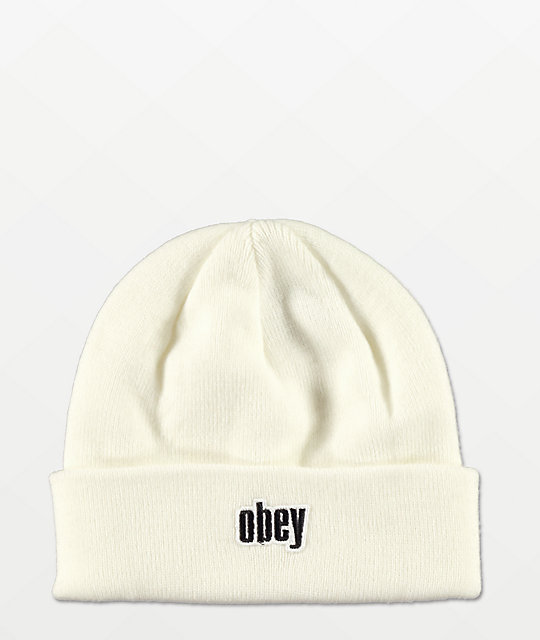 Obey Fresh Jive Bone gorro