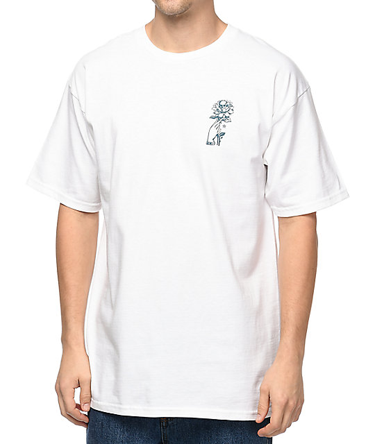 Obey Grown Wild White T-Shirt