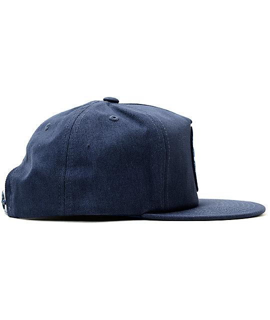 32538571a3882 ... Obey Heyday Snapback Hat