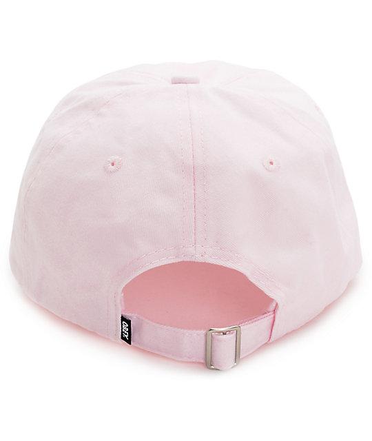 ... Obey Jumble Pastel Pink Pigment Dad Hat 251870ce7b1