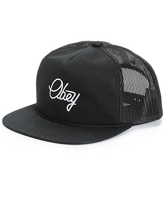Obey Kearny Trucker Hat  38b48aac364