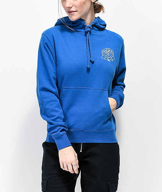 Obey Mira Rosa Sapphire Hoodie