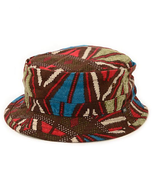 4bc983737c0 Obey Nation Bucket Hat