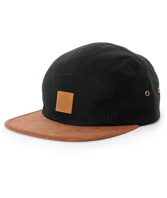 Obey Stockholm 5 Panel Hat  a605825acbe