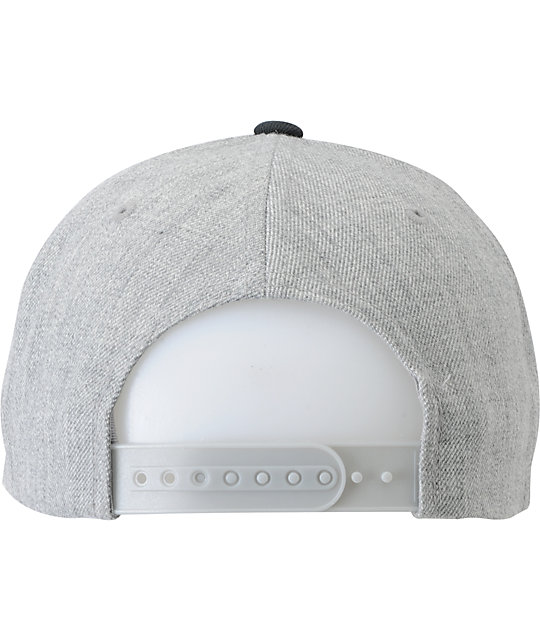 Obey Throwback Chambray Snapback Hat  Obey Throwback Chambray Snapback Hat c7082e5d62ad