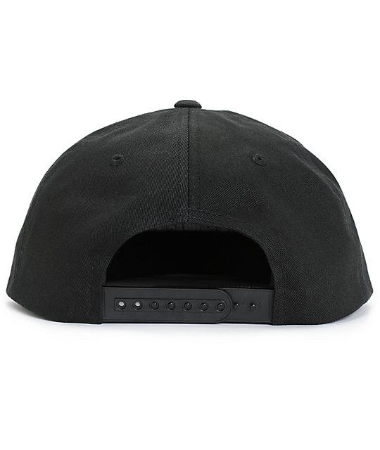 681bced6110 Obey Tiger Snapback Hat  Obey Tiger Snapback Hat