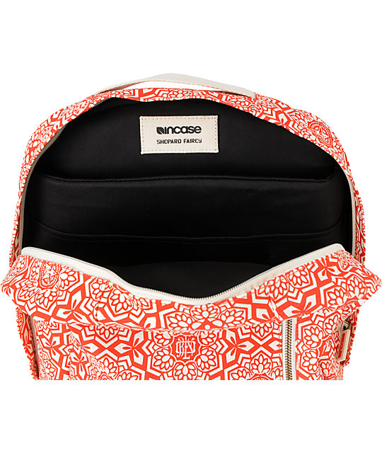 Obey x Incase Campus Backpack