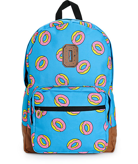 Odd Future Allover Donut Backpack Zumiez
