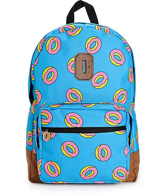 Odd Future Allover Donut Backpack