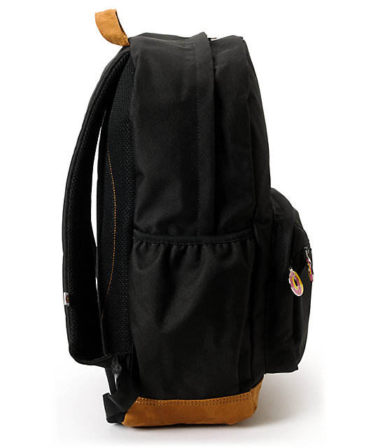 Odd Future Black Backpack