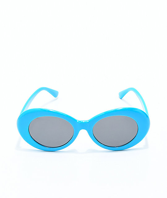 Odd Future Blue Clout Sunglasses