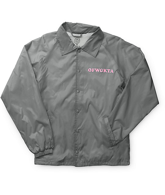 Odd Future Donut Coach Jacket