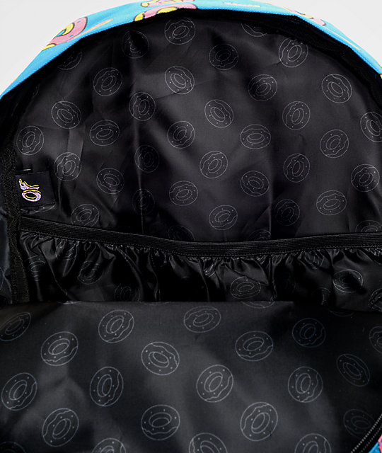 Odd Future Donut Turqoise Backpack