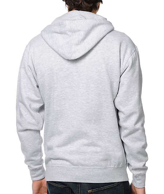 Odd Future Earl Heather Grey Pullover Hoodie