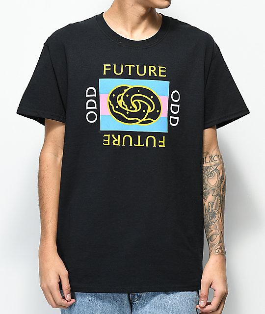 7e24466619e2b2 Odd Future Eternity Ring Box Black T-Shirt