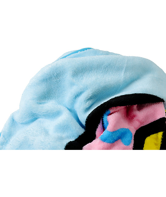 Odd Future Fleece Donut Blanket