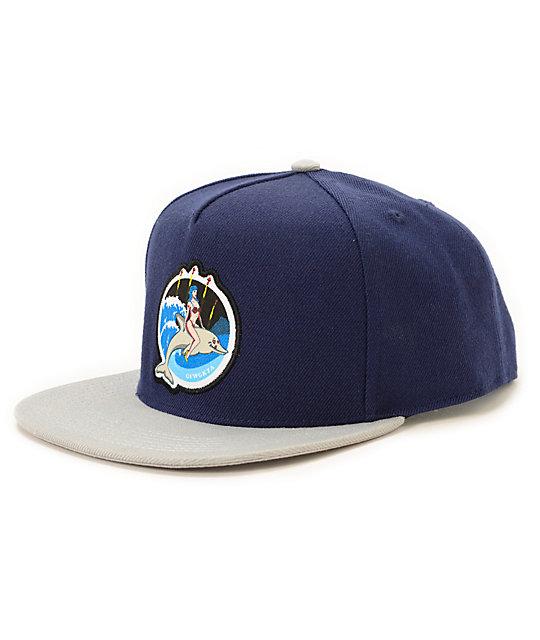 Odd Future Jasper Dolphin Firework Snapback Hat  b2d650f0bd7