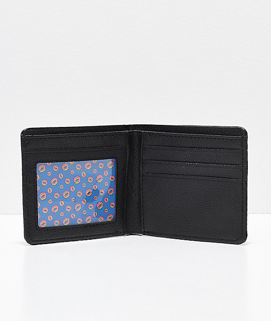 Odd Future Logo Black Bifold Wallet