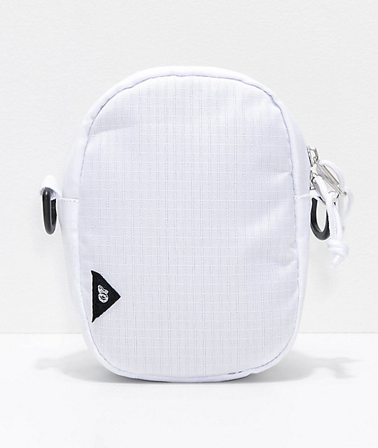 Odd Future Logo White Crossbody Bag