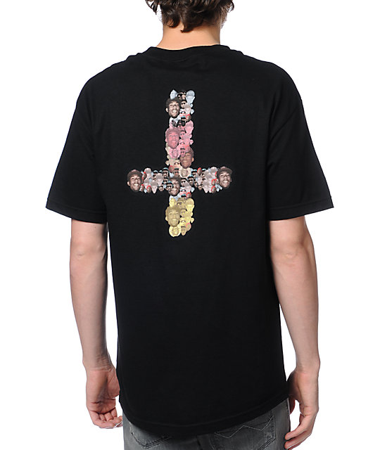 Odd Future Mellowhype 65 Black T-Shirt