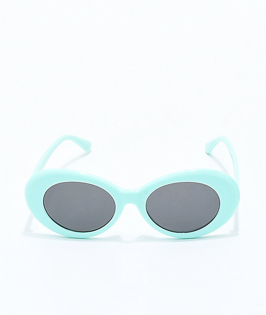 Odd Future Mint Clout Sunglasses