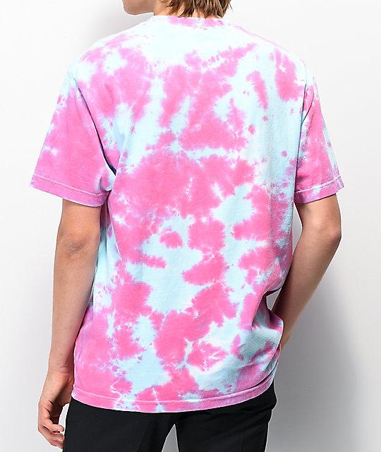 fbaa09d1813e ... Odd Future OF Logo Tie Dye T-Shirt ...