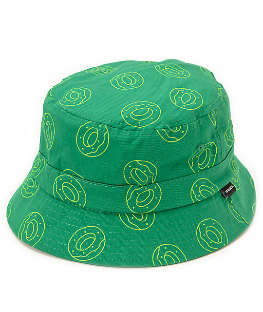 Odd Future Single Donut Bucket Hat  648ecf5e268