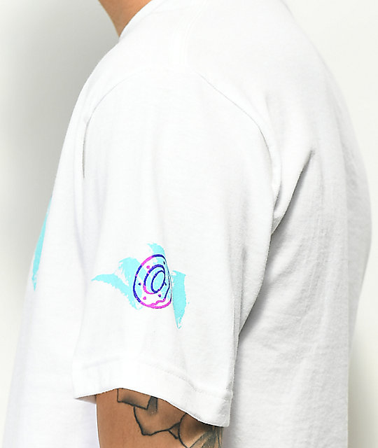 Odd Future The Cup camiseta blanca