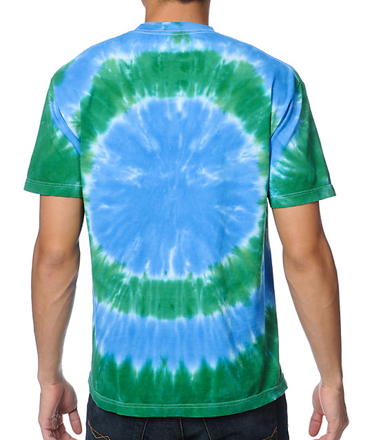 Odd Future Trash Talk Tie Dye T-Shirt