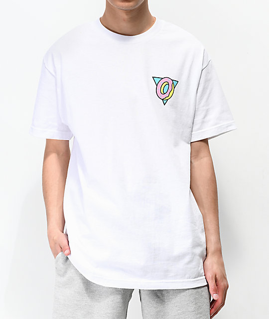 Odd Future Ultra Vibes White T-Shirt