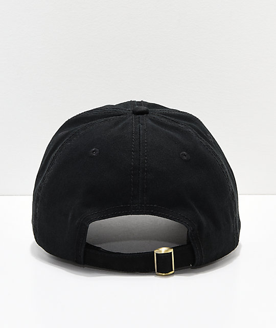 Odd Future x Santa Cruz Black Strapback Hat
