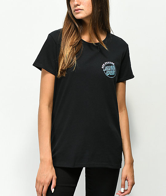 Odd Future x Santa Cruz Black T-Shirt