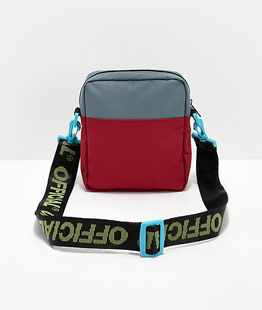 Official Colors Cross Utility Bag