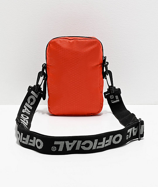Official EDC Orange Utility Shoulder Bag