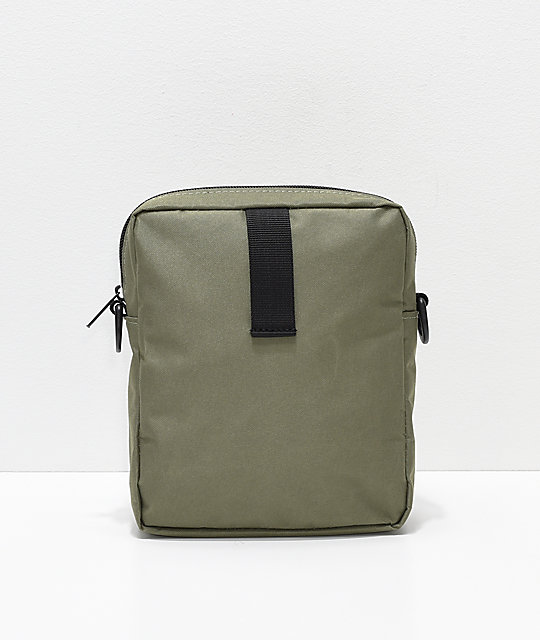 Official Olive Green Utility Bag