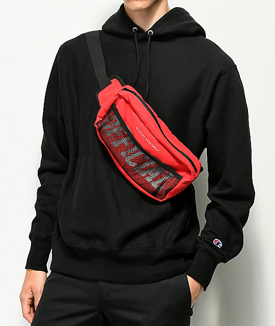 Official Red Shoulder Bag