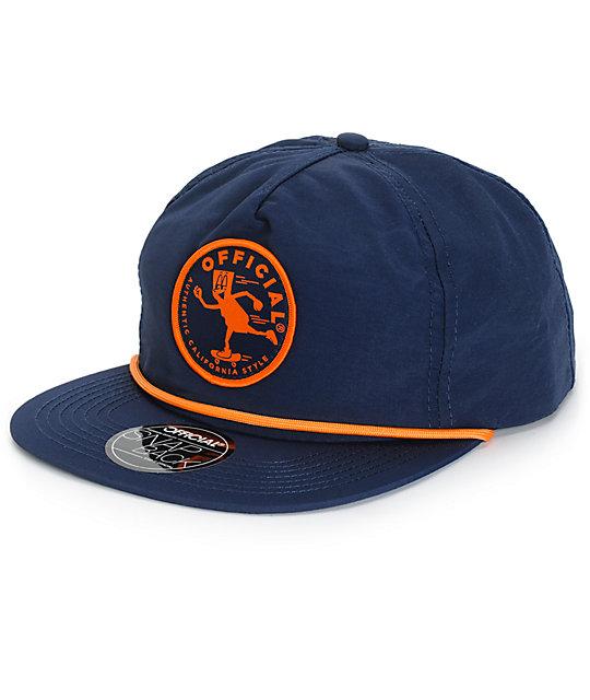 81ad273eebd Official Yung Cali Skate Snapback Hat
