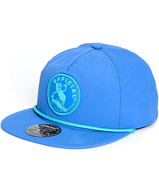 8d585c1a44a Official Yung Cali Surf Snapback Hat