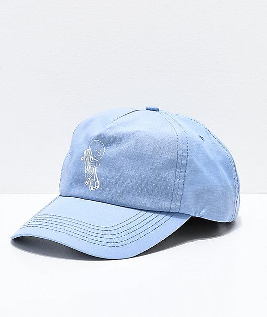 Old Friends Pop gorra de béisbol azul claro ... 840b1fffba1