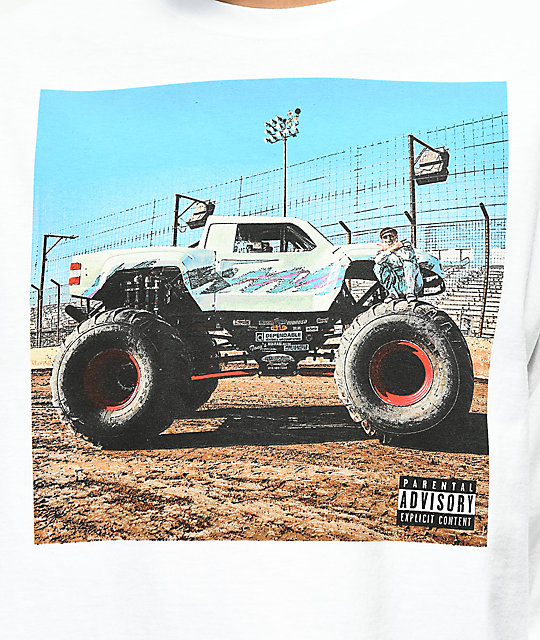 Oliver Tree All That White Long Sleeve T-Shirt