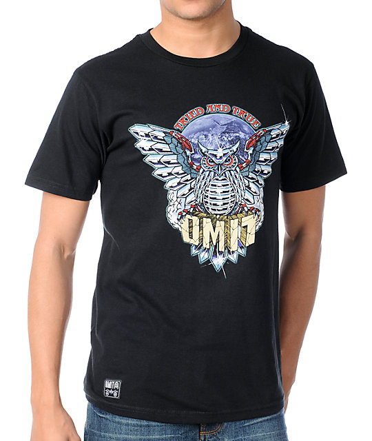 Omit Tried And True Black T-Shirt