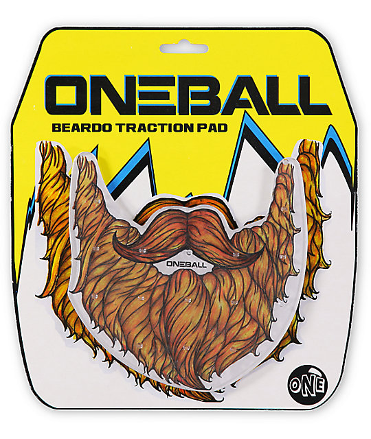 One Ball Jay Beardo pad de snowboard