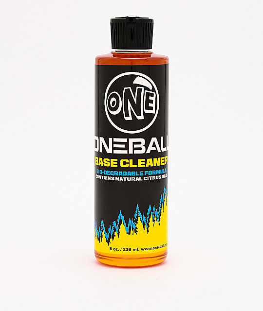 One Ball Jay Citrus Snowboard Base Cleaner